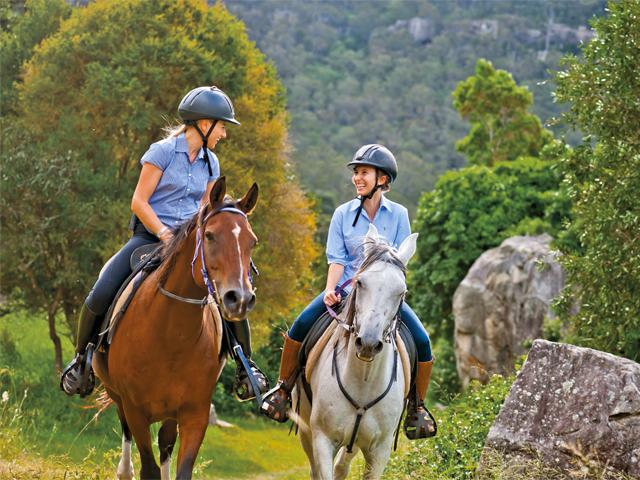 Fordsdale Horseback Adventures